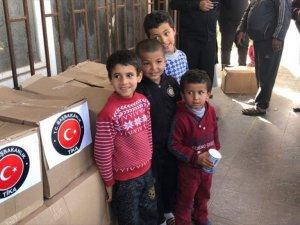 TİKA'dan Libya'da 200 Aileye Gıda Yardımı