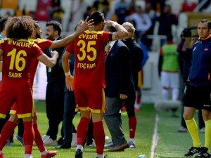 Evkur Yeni Malatyaspor (4-1) Gençlerbirliği