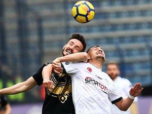 Osmanlıspor (0-0) Konyaspor