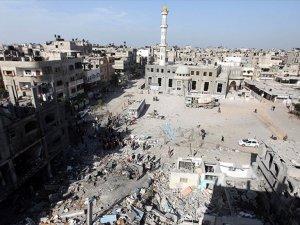 Filistinli Mühendis Gazze'yi Enkazdan İnşa Edecek