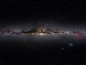 Samanyolu'nun Merkezinde 10 Bin Kara Delik Olabilir