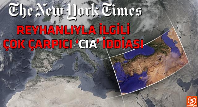 New York Times'dan Gündeme Bomba Gibi Düşecek Bir Haber Daha !
