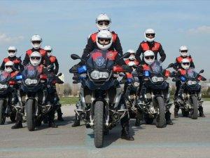 Motosikletli Polis (Yunus) Timleri Yaygınlaştırılıyor