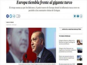 İspanyol El Pais Gazetesi: Avrupa Türk Devinin Önünde Titriyor