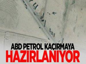 ABD Suriye'den petrol kaçırmaya hazırlanıyor
