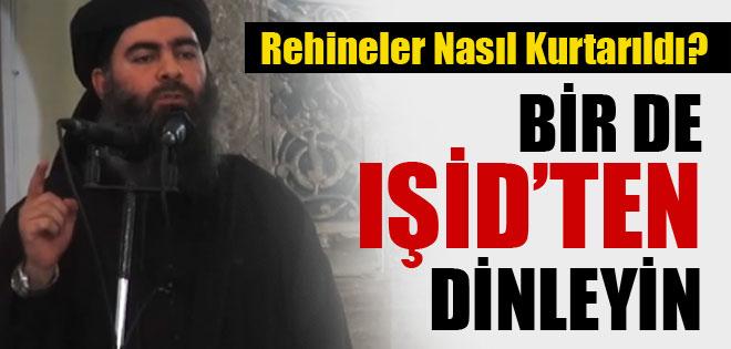 TÜRK REHİNELER NASIL KURTARILDI !