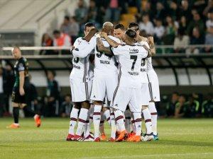 Akhisarspor (0-3) Beşiktaş