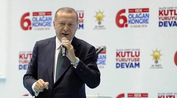 """Cumhurbaşkanı Erdoğan: """"İstanbul gibi bir cevheri tehlikeye attık"""""""
