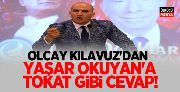 Olcay Kılavuz'dan Yaşar Okuyan'a Tokat Cevap!