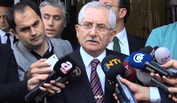 YSK Başkanı'ndan erken seçim açıklaması