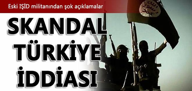 """""""TÜRKLER IŞİD'LE İŞBİRLİĞİ İÇİNDELER""""..."""