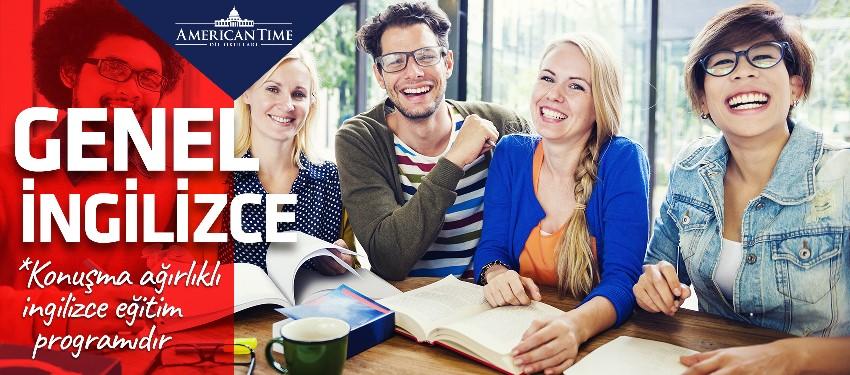 Kartal İngilizce Kursları - American Time Kartal