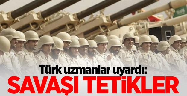 Türk uzmanlar uyardı: Savaşı tetikler!