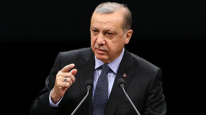 Erdoğan'dan kritik 1 Mayıs mesajı