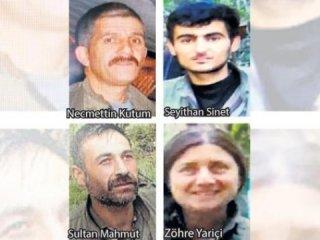 PKK şokta! Hepsi itlaf edildi