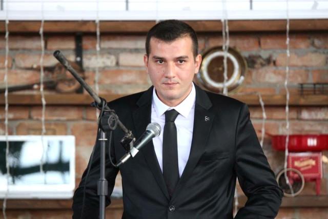Burak Pehlivan, MHP Aydın İl Başkanlığına Atandı