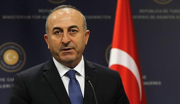 Çavuşoğlu'ndan çok kritik Suriye telefonu