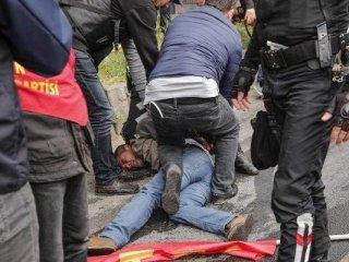 1 Mayıs gerginliği! Çok sayıda gözaltı