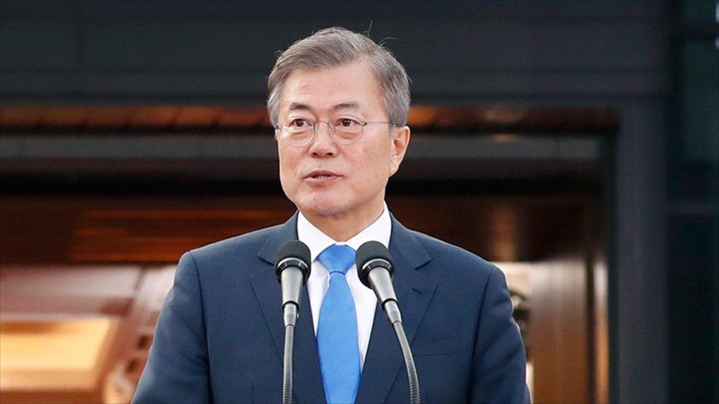 Güney Kore Devlet Başkanı Moon: İş Birliğimizi Uluslararası Alana Taşımak İstiyoruz