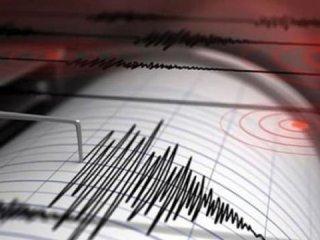 İki ilde sabaha karşı korkutan deprem