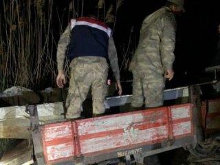 Jandarma'dan kaçak avcılara geçit yok
