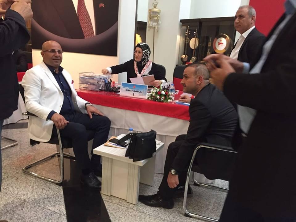 İş dünyasından MHP'ye büyük ilgi: Zeki Yusufoğlu İstanbul'dan aday adayı oldu