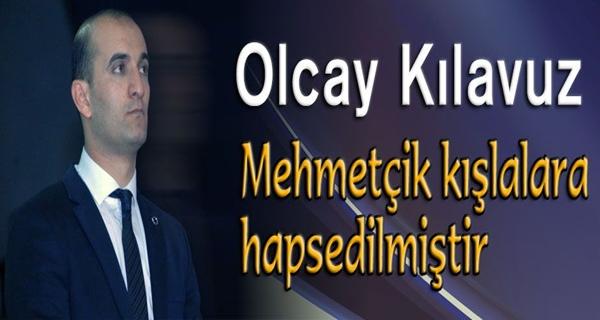Ülkü Ocakları Başkanı Olcay Kılavuz Mehmetçik Hapsedilmiştir !