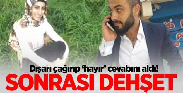 Zeytinburnu'nda eski sevgilisini öldürüp intihara kalkıştı