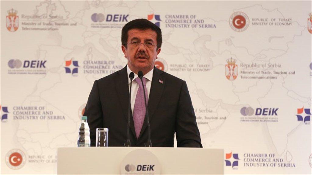 Ekonomi Bakanı Zeybekci: Türkiye Coğrafyanın En Hızlı Büyüyen Ülkelerinden Olacak
