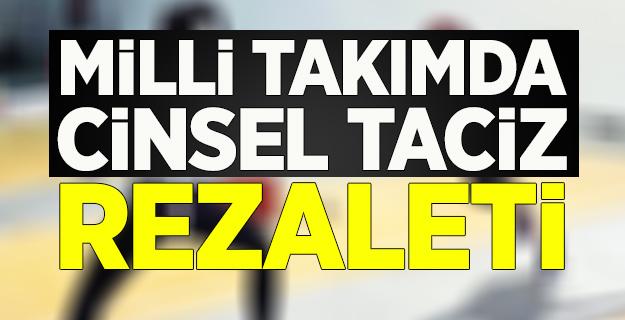 Eskrim Milli Takımı'nda cinsel taciz rezaleti
