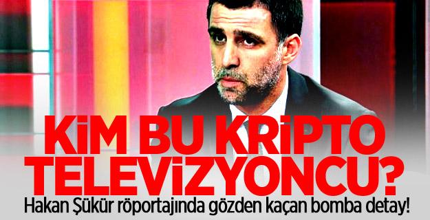 Hakan Şükür röportajında gözden kaçan bomba detay!