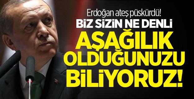 Erdoğan'dan Fransa'ya Kur'an-ı Kerim tepkisi!