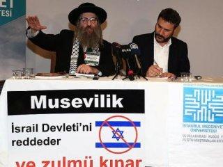 Yahudi Haham: Bir an önce yok olup gitsinler