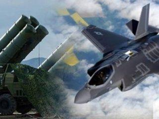 Açıklandı! S-400'ler 2019'da F-35'ler ise...