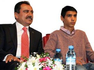 Yazıcıoğlu'nun oğlu İYİ Parti'ye mi katıldı?