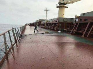 Türk gemisine füze saldırısı iddiası!