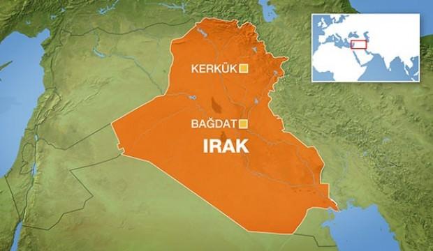 Kerkük'te mayın patladı: 6 polis ölü!