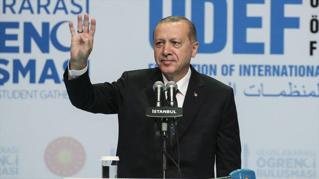 Cumhurbaşkanı Erdoğan, 'İsteseniz De İstemeseniz De Güçleneceğiz'