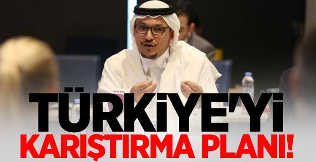 Salman Al-Ansari'den Türkiye'yi karıştırma planı..