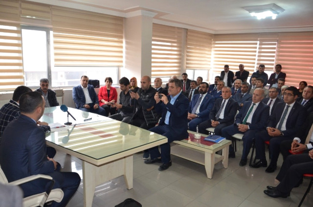 MHP Malatya Milletvekili Aday Adaylarını Tanıttı.