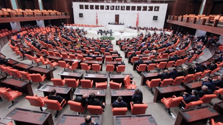 Meclis'te ortak Kudüs bildirisi! HDP katılmadı
