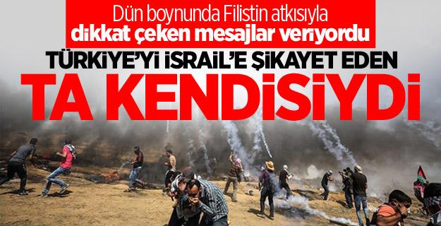 Türkiye'yi İsrail'e şikayet eden kimdi?