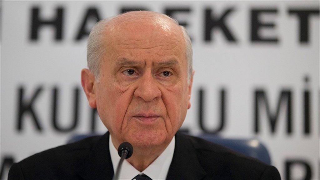 MHP Genel Başkanı Bahçeli: Cumhur İttifakı Güçlü Bir Siyasal Varlıkla Temsil Edilecektir