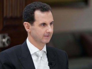 Esed Suriyelilere dönün çağrısı yaptı