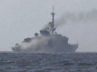 Türk gemisini kimin vurduğu belli oldu!