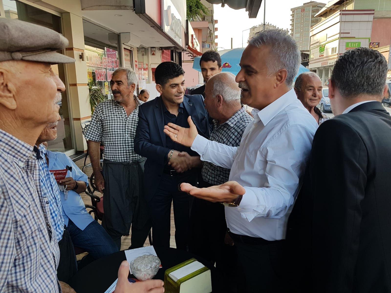 MHP Adana'da  Zafer bekliyor!