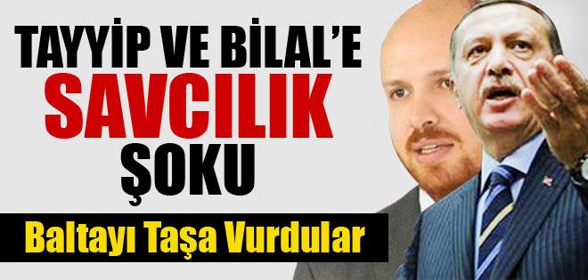 TAYYİP VE BİLAL'E SAVCILIK ŞOKU !