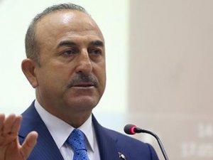 Dışişleri Bakanı Çavuşoğlu'dan Adil Öksüz açıklaması