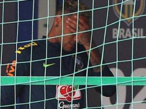 Brezilya'da Neymar şoku yaşanıyor