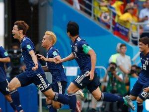 Kolombiya (1-2) Japonya